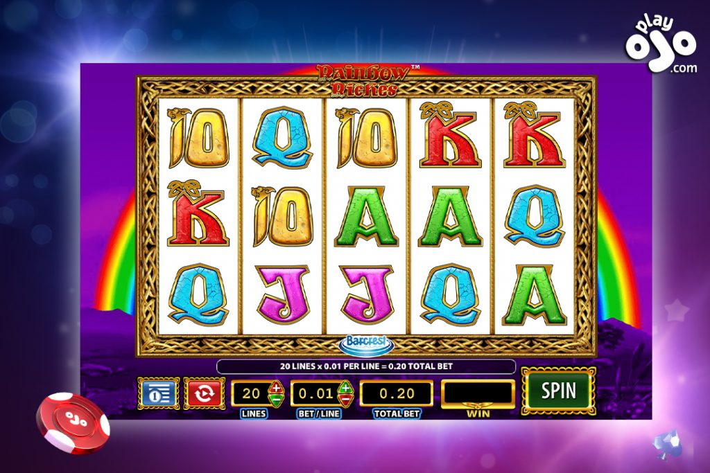 How do casino machines work