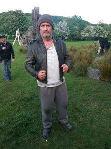 Colin Murtagh_Thug on The Last Dragonslayer