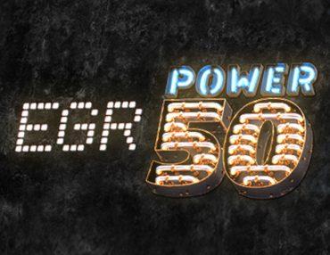 OJO HAS MADE THE EGR POWER 50 LIST!