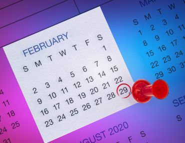 FOR ALL YOU LEAPERS THIS LEAP YEAR