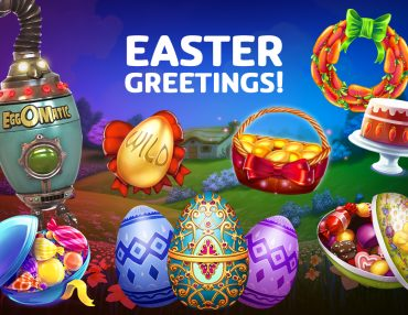 FILL YOUR BASKET WITH THESE 'EGGS'CELLENT EASTER GAMES