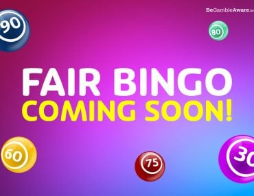 FAIR BINGO'S COMING – GET YOUR DABBERS READY!