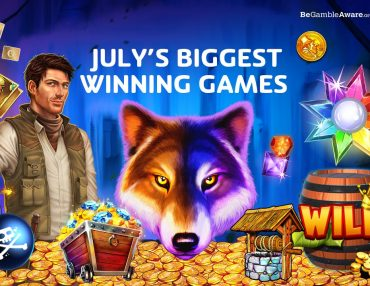 WHICH CASINO GAMES WON BIG THIS JULY?