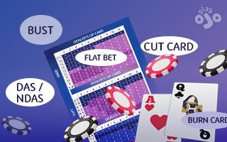 Blackjack terms: A complete glossary