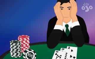The 11 blackjack mistakes to avoid!