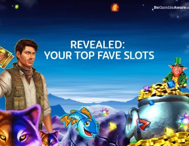 THE TOP 10 MOST POPULAR SLOT GAMES OF THE MOMENT