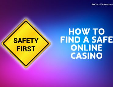 THE SECRET TO FINDING A SAFE ONLINE CASINO
