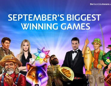 AND THE LATEST BIGGEST WINNING CASINO GAMES ARE…