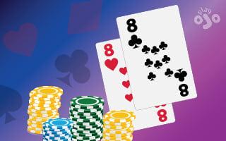 How do you split in blackjack?