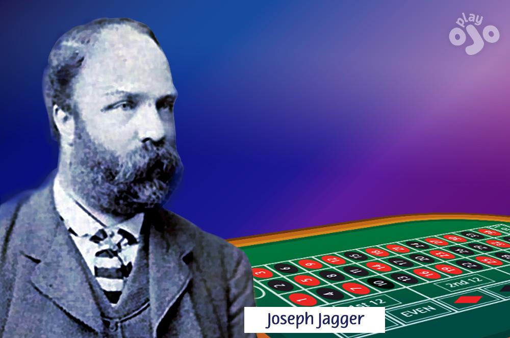 Joseph jagger winnings at roulette
