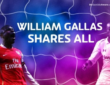 IN AN EXCLUSIVE INTERVIEW, WILLIAM GALLAS TALKS FAIR PLAY IN FOOTBALL