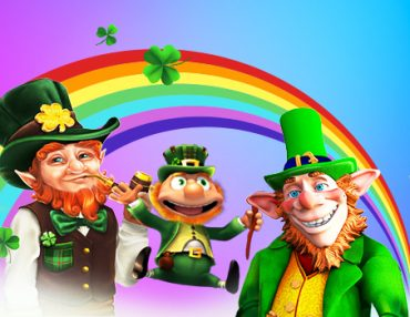 IRISH-THEMED CASINO GAMES FOR A 'CRAIC'ING ST.PATRICK'S DAY