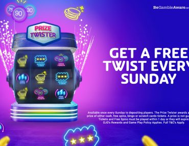 DON'T FORGET TO CLAIM YOUR FREE SUNDAY PRIZE TWISTER!