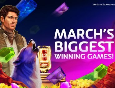 OUR LATEST BIGGEST WINNING CASINO GAMES…