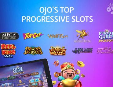 What are progressive slots?