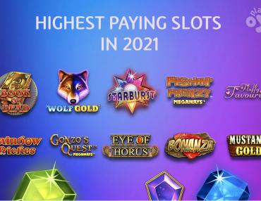 10 Best Payout UK Online Slots