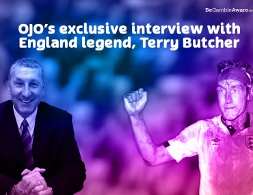 Terry Butcher talks exclusively to PlayOJO about the England EURO 2021 squad