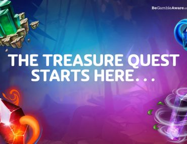 JOIN THE QUEST WITH TREASURES OF THE LOST STONES SLOT