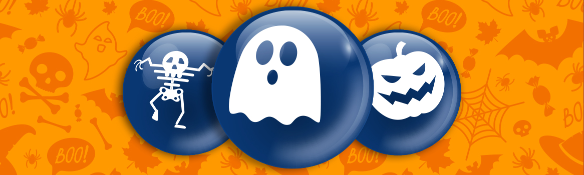 TRICK OR TREAT! YOU COULD BE A HALLO-WINNER THIS OCTOBER