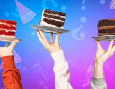 WHAT DOES YOUR FAVOURITE CAKE SAY ABOUT YOU?