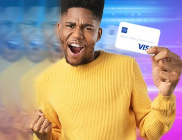VISA FAST FUNDS – FOR WINS WITHOUT THE WAIT!