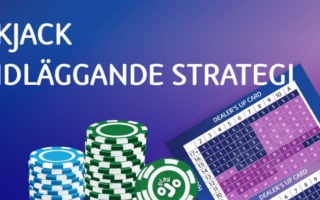 Blackjack strategi – OJOs Blackjack Guide