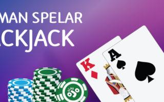 Blackjack Regler – hur man spelar Blackjack