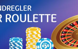 Roulette regler – hur man spelar roulette