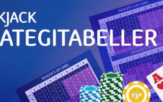 Blackjack Chart – spela med Blackjack tabell
