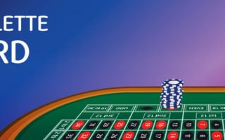 Roulette bord och deras uppbyggnad